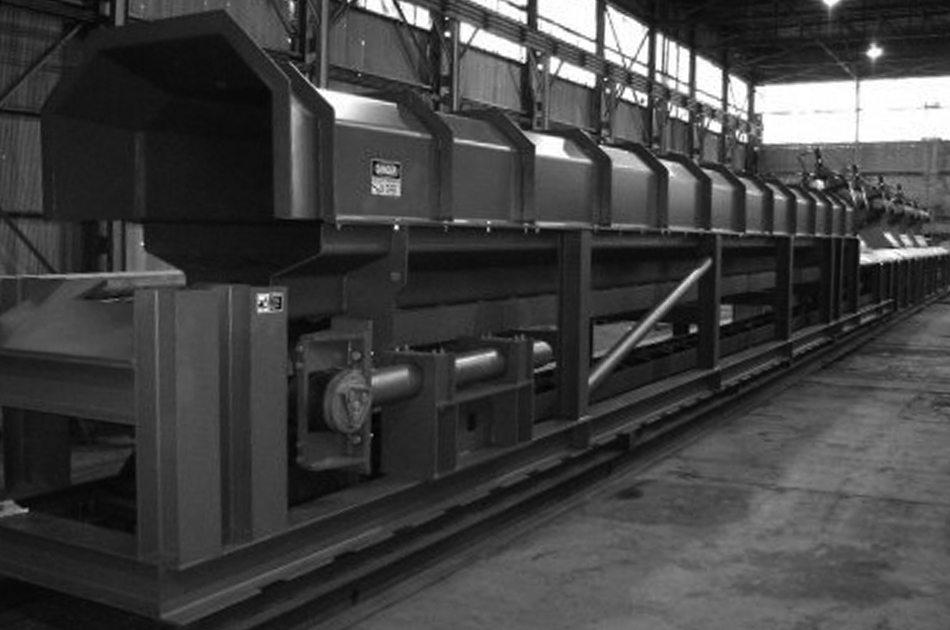 V-Flight Scanning Conveyor