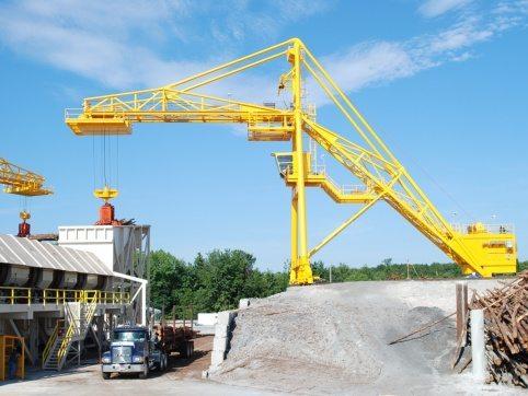 LogPro Radial Crane 22