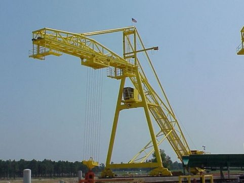 LogPro Radial Crane 9