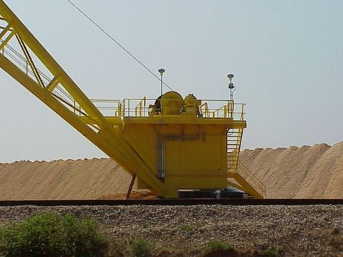 LogPro Radial Crane 12