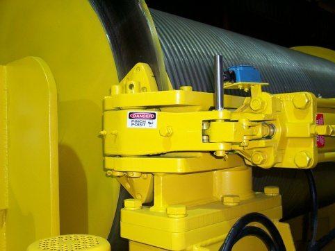 LogPro Radial Crane 49