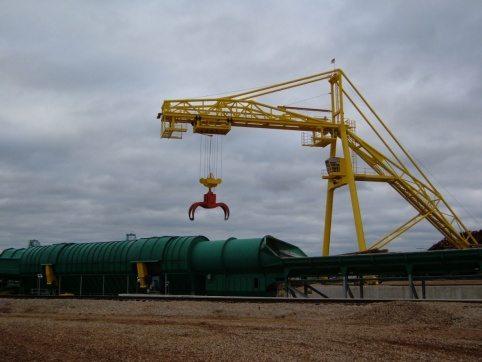 LogPro Radial Crane 52