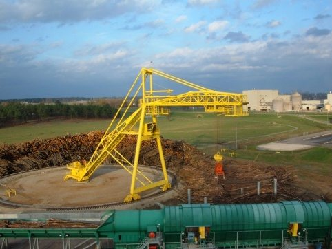 LogPro Radial Crane 51