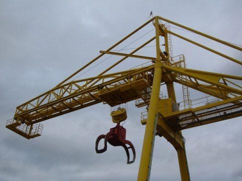 LogPro Radial Crane 41