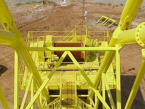 LogPro Radial Crane 6
