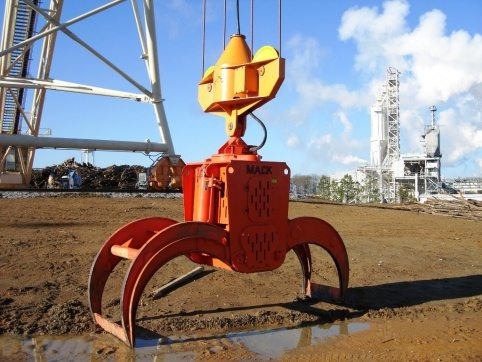 LogPro Radial Crane 38