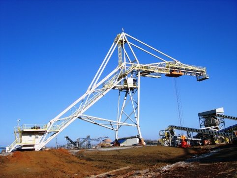 LogPro Radial Crane 54