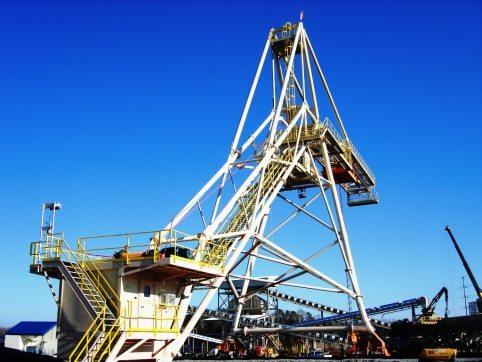 LogPro Radial Crane 20