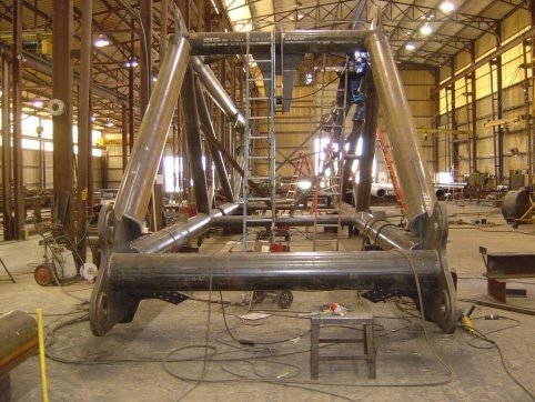 LogPro Radial Crane 30