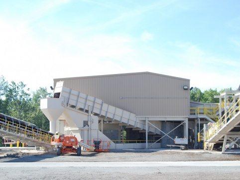 LogPro Chipper Discharge Conveyor 2