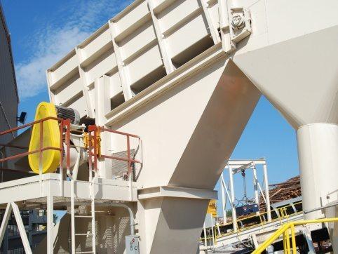 LogPro Chipper Discharge Conveyor 1