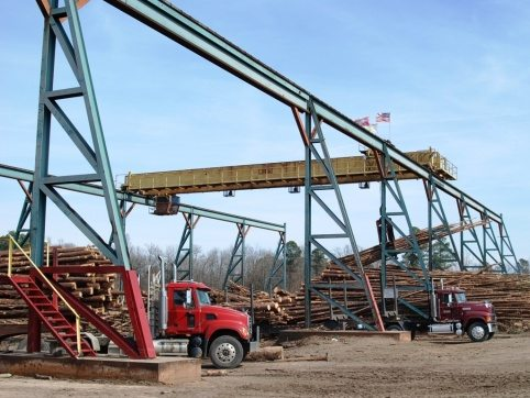 Log Pro Lineal Log Crane 3