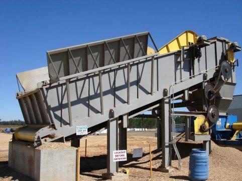 LogPro Reclaim Conveyor 8
