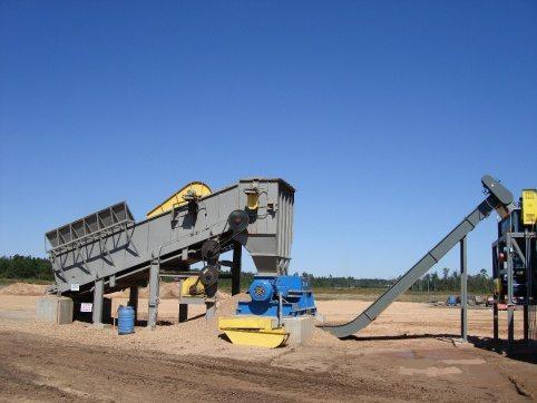 LogPro Reclaim Conveyor 1