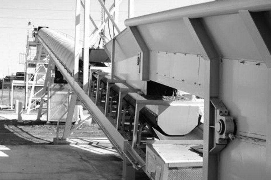 Residual Conveyor